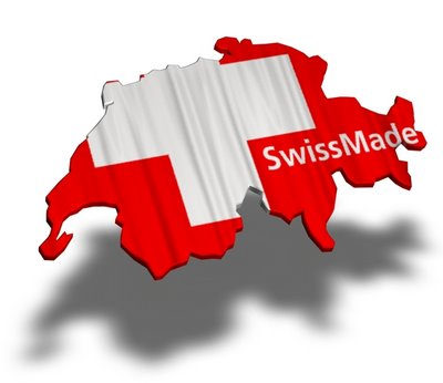 logo swiss made